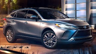 All-new Toyota VENZA 2021 - Ultimate Hybrid SUV