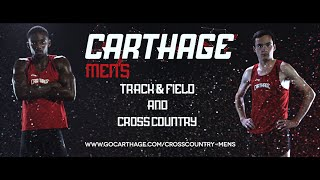 Carthage College Men's Cross Country and Track & Field Feature Video