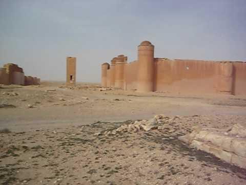 Desert Castle in Syria