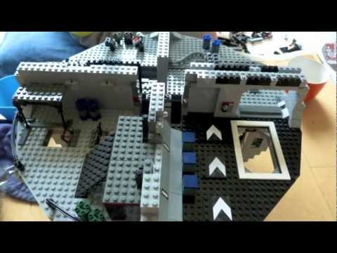 lego star wars death star todesstern youtube. Black Bedroom Furniture Sets. Home Design Ideas