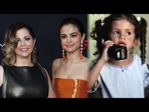 Mandy Teefey Shares ADORABLE Throwback Video of Selena Gomez