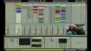 Automation, Modulation Tutorial, Follow Actions and Dummy Clips in Ableton Live - Emile Hoogenhout