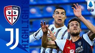 Cagliari 1-3 Juventus | CR7 cala il Tris per i bianconeri | Serie A TIM