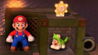 Making the levels Smaller in Super Mario 3D World