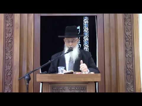 חלה ומעשרות בזמן הזה - שיעור כללי מסכת כתובות - הרב יעקב אריאל