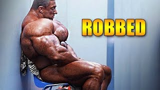 TOP 4 Bodybuilders Who Were Robbed Of The Mr Olympia Title