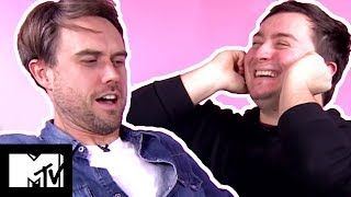 Guys Try Waxing! | MTV Style