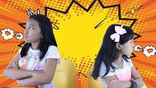JANGAN MARAH ♥ Drama Puasa Anak Belajar Puasa