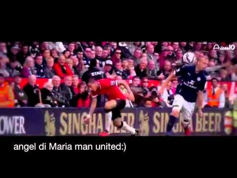 Angel DI Maria•Manchester United)