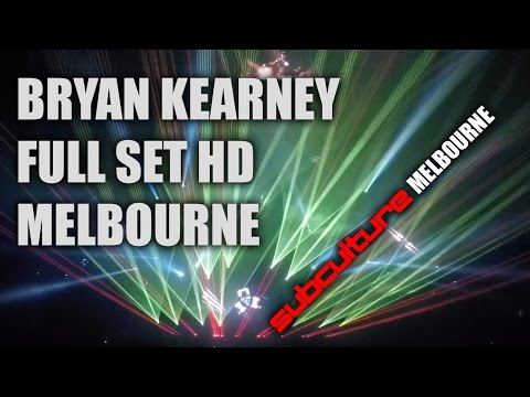 Subculture Melbourne - Bryan Kearney Full Set Live HD