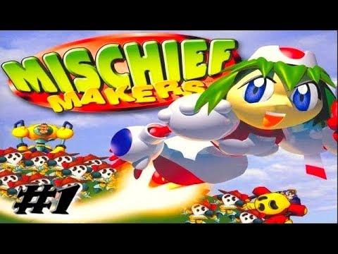 Mischief Makers [1] L'Empire de Clancer (Nintendo 64)