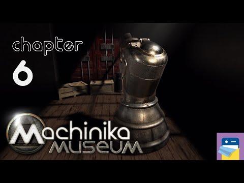 Machinika Museum: Chapter 6 Walkthrough & iOS/Android Gameplay (Plug In Digital/Littlefield Studio) |