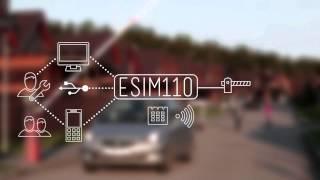 GSM переключатель, автоматика для ворот ESIM110/120(, 2014-03-30T10:19:38.000Z)
