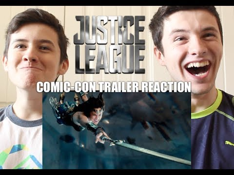 Thumbnail: Justice League Comic Con Trailer: Our Reaction