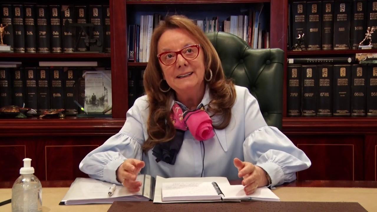 "Alicia Kirchner: ""No seamos portadores de irresponsabilidad"""