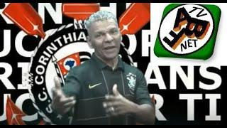 JOAN=ZIMAR AUTOR DA  MÚSICA BANDO DE LOUCO , DESTINADA AO CORINTHIANS