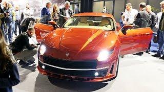 Warszawa M20 GT premiera. Warsaw Motor Show 2018
