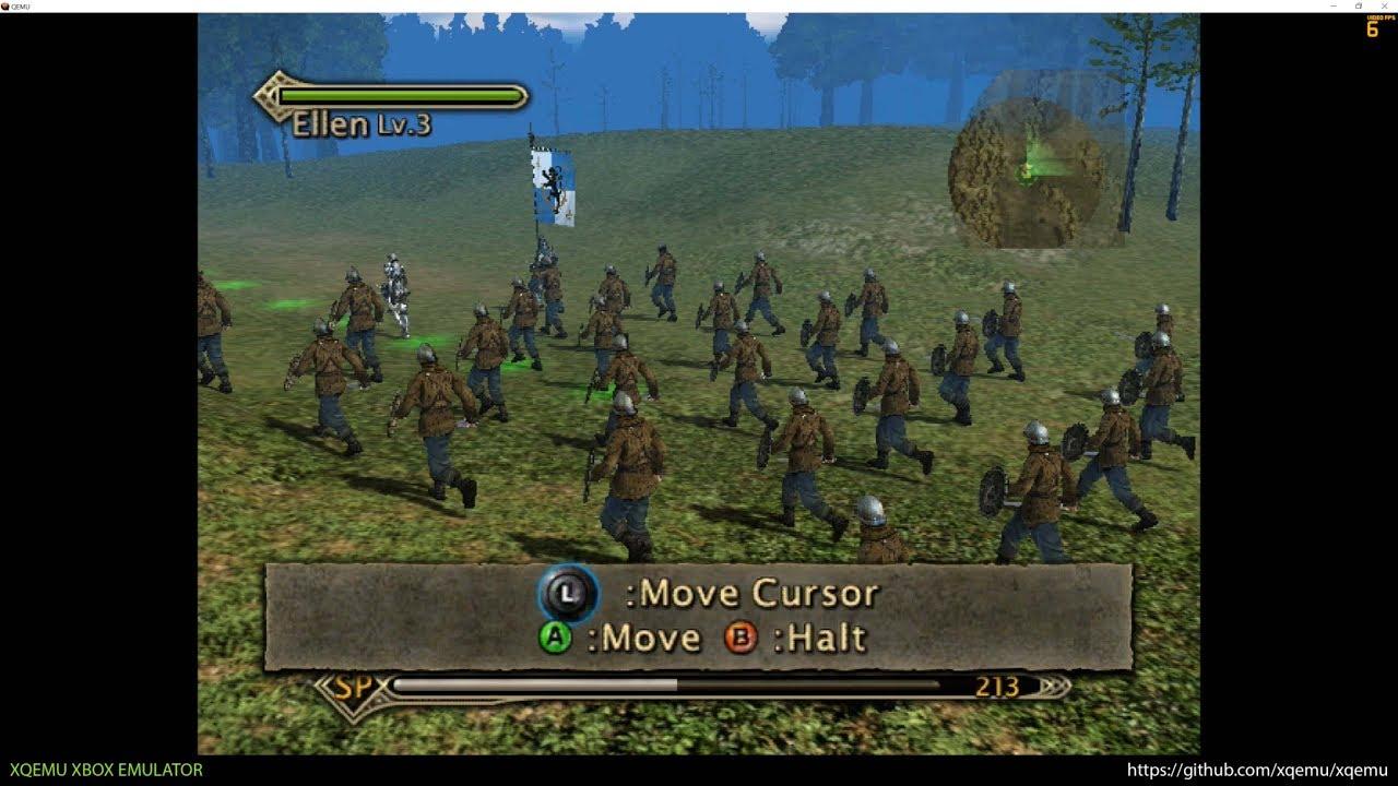 kingdom under fire heroes emulator