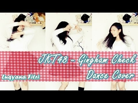 JKT48 - Gingham Check Dance Cover