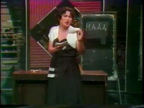 Tessie Tomas as Profesora Maria Aburida Tagalog