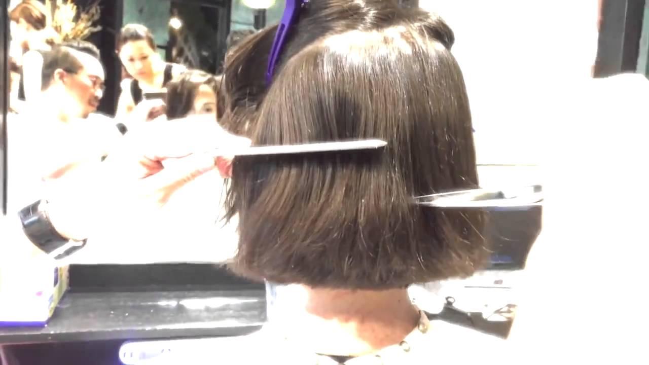 New Bob Haircut 2016 Bob Haircut Extreme Youtube