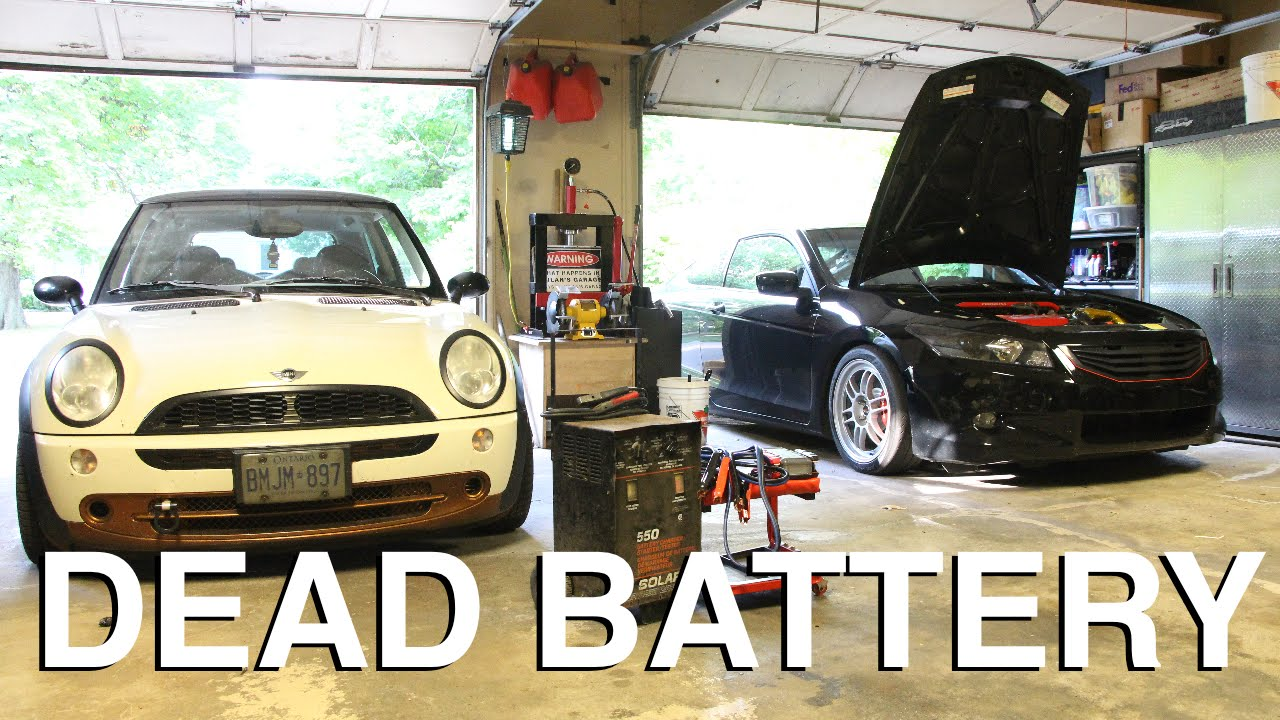 How To Start A Car With A Dead Battery >> How To Start A Car With A Dead Battery 4 Ways