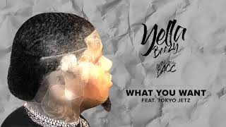 "Yella Beezy - What You Want"" feat. Tokyo Jetz ( Audio)"