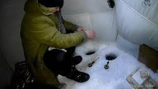 рыбалка на озере Ачикуль Омская область
