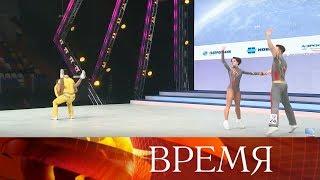 �������� ���� Лучшие вмире акробатического рок-н-ролла приехали соревноваться вроссийскую столицу. ������
