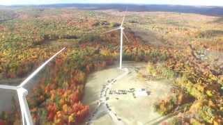 Wind Turbine Colebrook CT