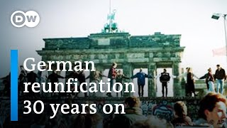 Germany 30 years after the fall of the Berlin Wall | Focus on Europe