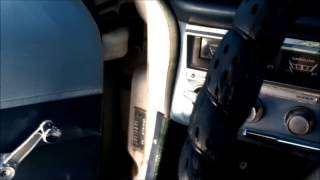 Coldstart 65 Plymouth Fury
