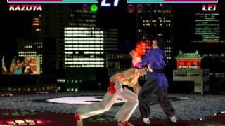 PSX Longplay [051] Tekken 2