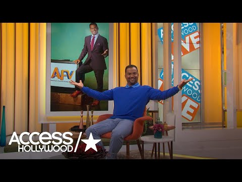 Alfonso Ribeiro: 'I Love What Frankie & Witney Are Doing' On 'DWTS' | Access Hollywood