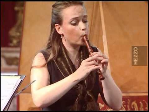 Sandrine Piau en directo Vivaldi - Motets