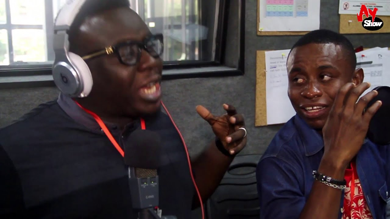 Download AY Show on Cool FM: AY Takes on Hon Patrick Obahiagbon