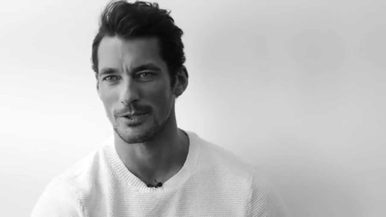 Video: Getting Intimate with David Gandy
