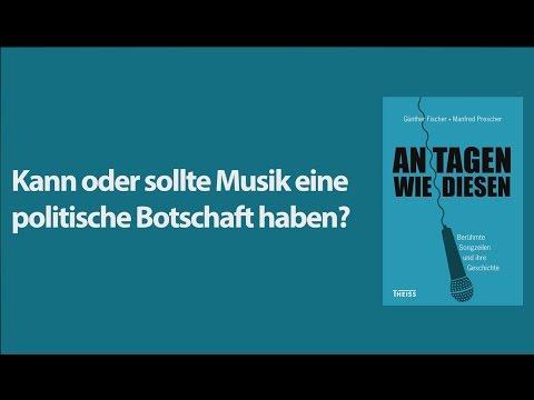 Günther Fischer und Manfred Prescher »Kann oder sollte Musik eine politische Botschaft haben?«