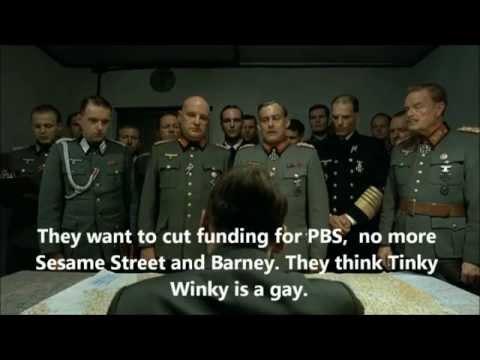 Hitler wants his Sesame Street! Presidential Elections Debate Satire, Comedy