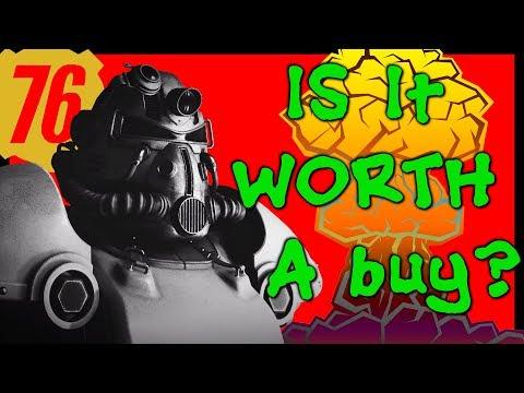 Fallout 76 Review | Beta | Should You buy?