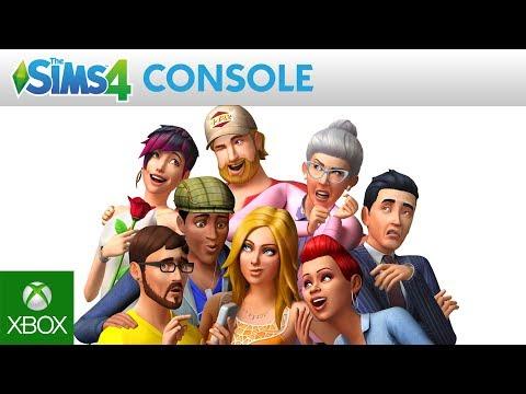Бесплатная пробная версия The Sims 4 стала доступна на Xbox One в EA Access