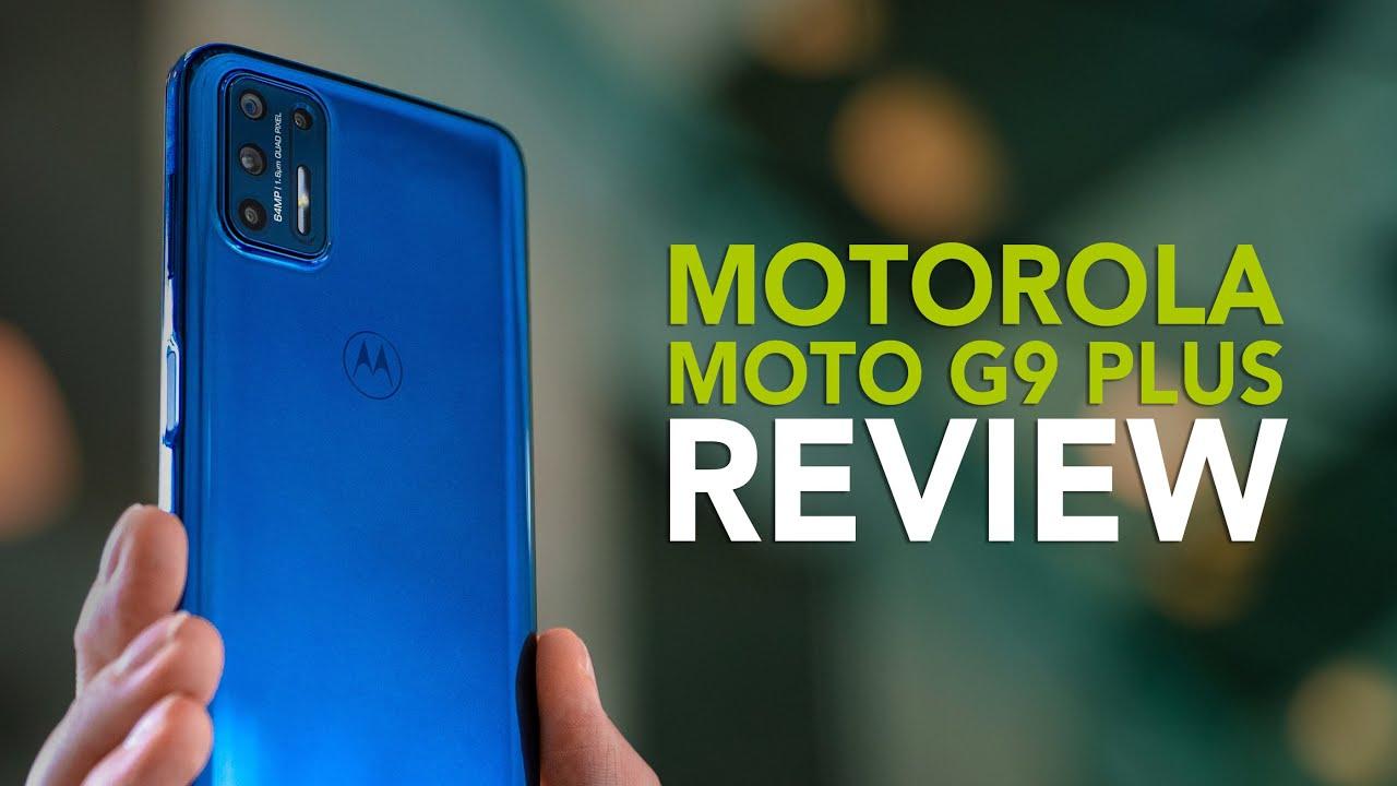 Motorola Moto G9 Plus review: budgetsmartphone doet bijna alles goed