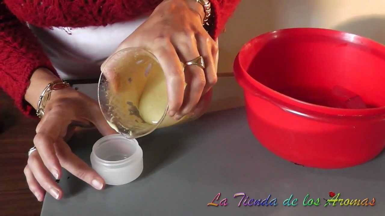 Crema natural antiarrugas extraordinaria - YouTube