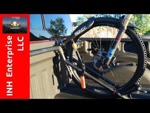 4 Amazing Truck Bike Rack Invention Ideas