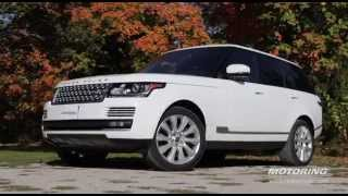 Test Drive: 2014 Range Rover Supercharged