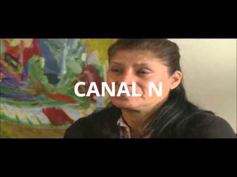 Micheline Vargas en Canal N sin editar COMPLETO (2015-09-11)
