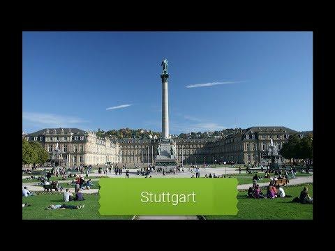 Vlog Stuttgart (Németország)1.rész