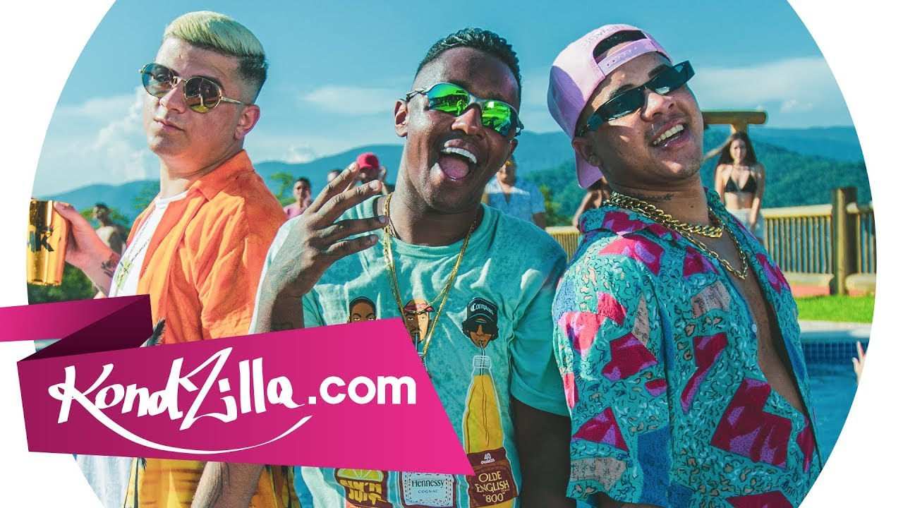 MCs Jhowzinho e Kadinho e MC Dede - Mandela Me Chama (kondzilla.com)
