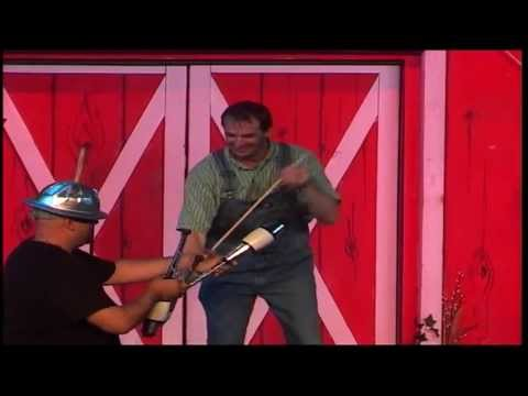 Comedy Barn - Danny's Little Helper - Guest Steals the Show