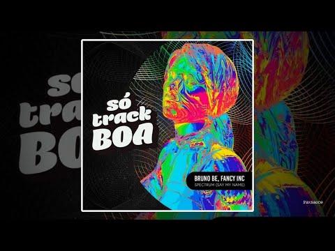 Bruno Be & Fancy Inc - Spectrum (Say My Name)